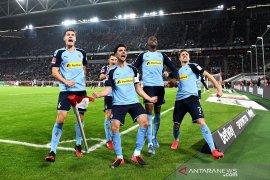 Liga Jerman, Gladbach kembali ke peringkat keempat usai bekap Duesseldorf