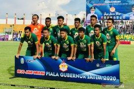 Alasan keamanan, semifinal Piala Gubernur antara Persebaya vs Arema di Blitar