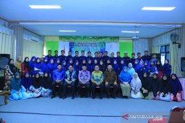 Pengurus KM-HSS UIN Antasari Banjarmasin periode 2020-2021 dilantik