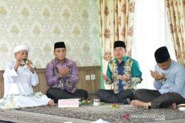 Bupati HSS dan jajaran bersilaturrahmi dengan Habib Ali