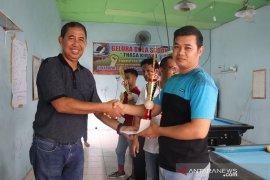 32 pebilyar ikuti Turnamen Thasa Kirana Cup tahun 2020