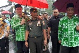 Dandim 0201/BS bangga kekompakan masyarakat meriahkan Pawai MTQ