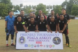 Friendly tournament Askot Ternate diwarnai protes