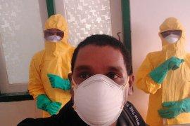 Tim medis baru kirim sample terduga Covid-19 di Kabupaten Tanimbar