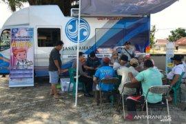 Jasa Raharja Babel buka layanan kesehatan gratis di Sungaiselan