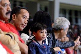 Presiden: stadion Manahan siap jadi tuan rumah Piala Dunia U20
