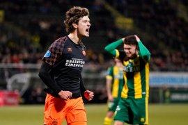Liga Belanda, PSV pecundangi ADO 3-0 untuk naik posisi tiga
