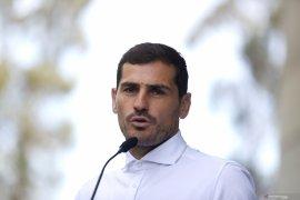 Casillas calonkan diri pimpin sepak bola Spanyol