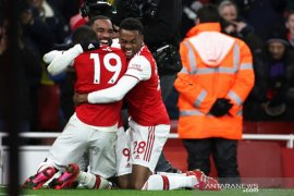 Spurs bangkit di kandang Villa, Arsenal batai Newcastle di Emirates