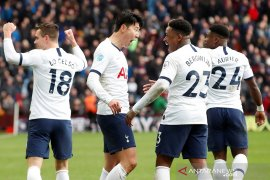 Tottenham bangkit di kandang Villa