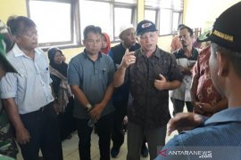 Pemkab Nagan berusaha atasi gangguan gajah di transmigrasi lokal