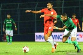 Kalahkan Madura United, Persija melaju ke final Piala Gubernur Jatim