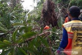 Ada 18 titik bencana terjadi di wilayah selatan Kabupaten Sukabumi