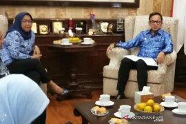 Bupati dan Wali Kota Bogor bicarakan porsi buang sampah di Galuga