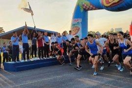 """Ribuan pelari ikuti """"Soewondo Air Force Run 2020"""""""