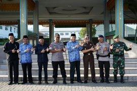 Tiga amanat Wali Kota Tebing Tinggi di apel gabungan