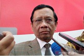 Mahfud MD  tegaskan undang-undang tidak bisa diubah melalui PP