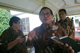 Pramono Anung klarifikasi pernyataannya soal keangkeran Kediri untuk Presiden