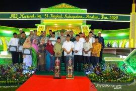 Tiga peserta MTQ Kabupaten Asahan raih tiket naik haji