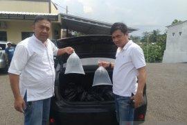 Polres Cianjur amankan seratus liter alkohol bahan miras oplosan