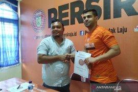 Persiraja Resmi kontrak pemain timnas Lebanon