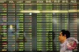 Corona sebabkam saham Asia turun dari tertinggi 3 minggu