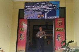 Posko pengaduan penipuan jasa pernikahan dibuka Polres Cianjur
