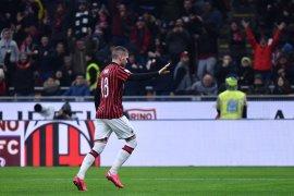 Liga Italia: Rebic bawa Milan kalahkan Torino