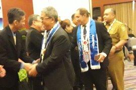 Gusti Mulyadi jabat Ketua DPC Peradi Benua Enam