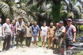 Situasi Desa Simarlelan - Lumut Nauli mereda, Pemkab Tapsel - Tapteng sepakat bermusyawarah