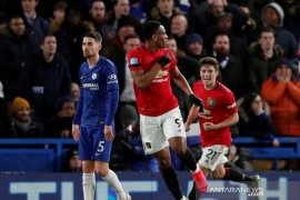 MU curi tiga poin dari Chelsea di Stamford Bridge