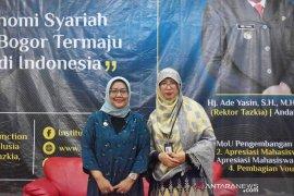 Kabupaten Bogor gandeng Institut Tazkia bentuk konsep wisata halal