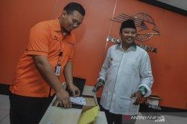 Kunjungan kerja Wagub Jabar di Pos Indonesia