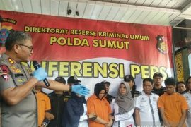 Polisi kirim berkas tersangka pembunuh Jamaluddin ke Kejari Medan