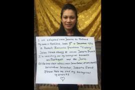 Herlina, WN Belanda yang cari orang tua kandungnya di Jakarta