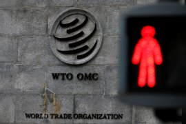 WTO prediksi perdagangan barang  suram karena ancaman virus corona
