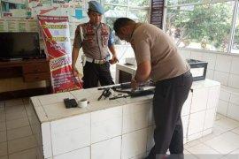 Polres Bangka periksa senpi dinas milik personel polisi