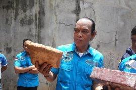 BNN bongkar penyelundupan satu ton ganja di Cipayung