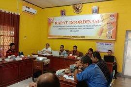 Dua pasang calon jalur independen datangi KPU Kapuas Hulu