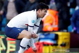 Tottenham tak akan diperkuat Son Heung-min lawan Leipzig