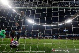 Van Dijk: Gol Atletico dari keberuntungan dan bukan peluang