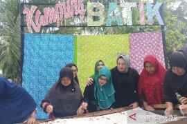 """Ketua PKK Tanjungbalai sebut """"Kampung Batik"""" bisa jadi destinasi wisata"""