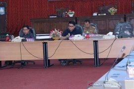 DPRD HSS tetapkan hasil kunjungan dan penjaringan aspirasi masyarakat