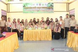 84 orang petugas kesehatan HSS ikuti orientasi Saka Bakti Husada