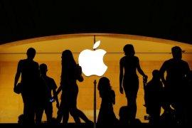 Penjualan dan saham apple jatuh karena wabah corona