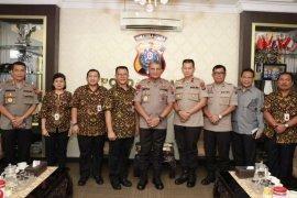Kapolda Sumut apresiasi kunjungan Pimpinan PT Indojaya Agrinusa Japfa