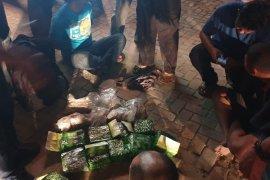 BNN ungkap peredaran 60.000 ekstasi dan 10 kg sabu dari Malaysia