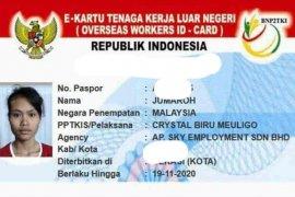 TKW asal Cirebon dibuang majikan  di Malaysia