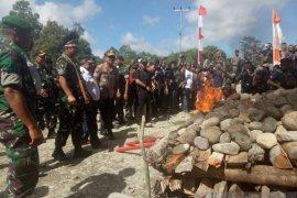 Panglima TNI harapkan semakin banyak pemuda Mimika jadi prajurit