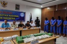 BNN minta oknum polisi terlibat narkoba dihukum mati